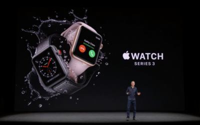 The New Apple Watch Doesn