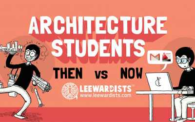 Architecture Students: Then Vs Now