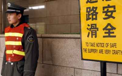 China bans new companies registering 'Chinglish' names