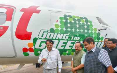 Oil From Seeds Helps Propel SpiceJet
