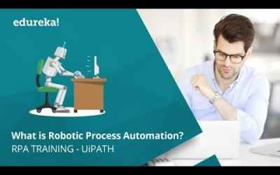 What is Robotic Process Automation (RPA) | RPA Tutorial for Beginners | Edureka