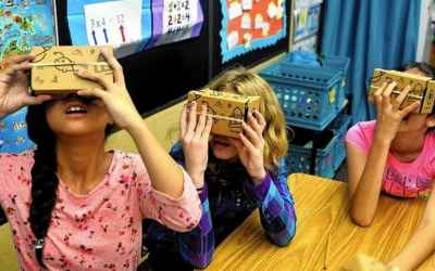 Over two million school kids have gone on Google Expeditions
