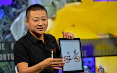 This Chinese Startup Solved the Biggest Problem in Bike-Sharing