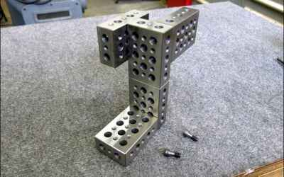 Universal 1 2 3 Blocks - Must Have in Every Machine Shop Tool Kit