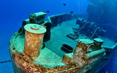 12 Artificial Reefs Around the World