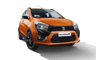 Maruti Suzuki launches CelerioX in India at Rs 4.57 lakhs