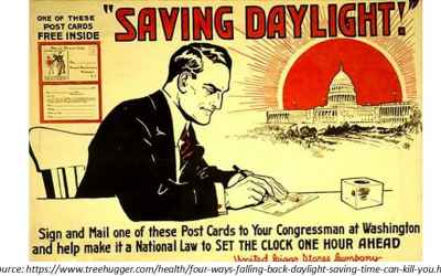 What Does Daylight Saving Time Really Save?