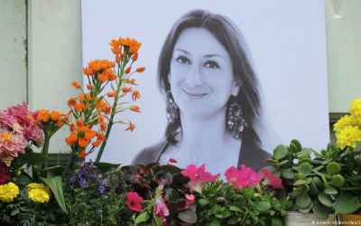 Daphne, a pen too sharp | DW | Who is Daphne Caruana Galizia?