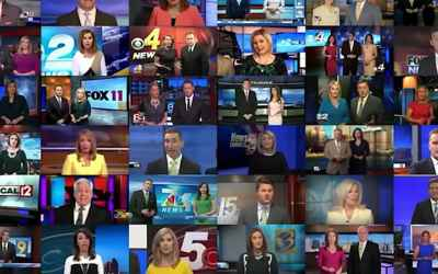 Sinclair Made Dozens of Local News Anchors Recite the Same Script