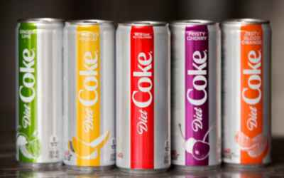 Diet Coke Unveils Massive Brand Relaunch - Food Business News