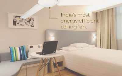 Gorilla Energy Saving 5 Star Rated Ceiling Fan - Atomberg Online At Low Price In India