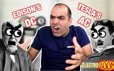 Why Use AC Instead of DC at Home? The Story of AC vs DC