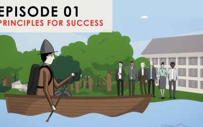 "Principles for Success by Ray Dalio: ""The Call to Adventure"" 
