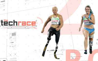 Check how these running prosthetics help paralympians run faster | Olympic Channel