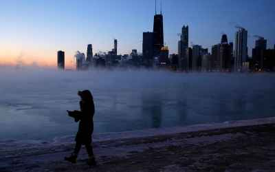 How the polar vortex created record subzero temperatures in the Midwest