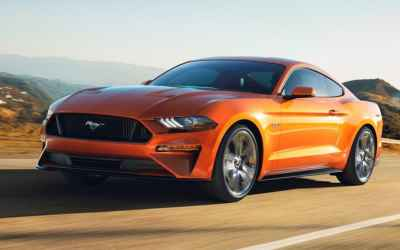 The Ford Mustang is now faster to 60mph than a 911