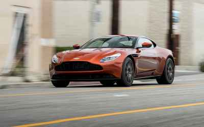2017 Aston Martin DB11 Test | Review | Car and Driver