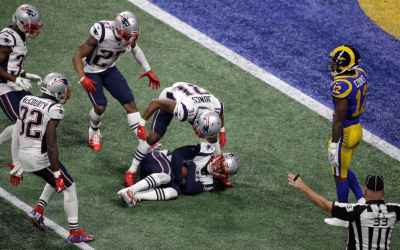 Super Bowl LIII was greatest defensive performance in history