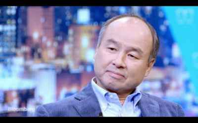 The David Rubenstein Show: A Conversations with Softbank Founder Masayoshi Son