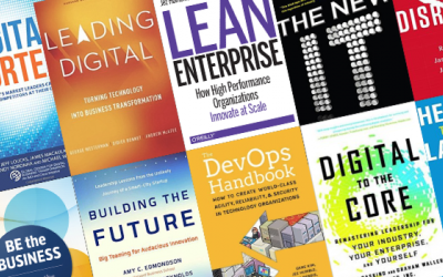 10 digital transformation book recommendations for IT and business leaders: Win a book