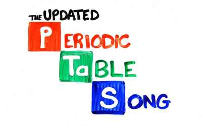 The Periodic Table Song - 2018 UPDATE