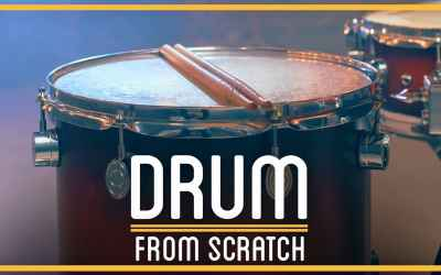 Building a Drum from Scratch | How To Make Everything